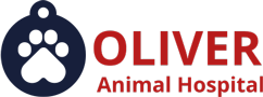Oliver Animal Hospital Logo